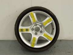 """Audi A6 C5 Allroad 16"""" Alloy Wheel and Space Saver Tyre 5X112 4Z7601025B (Item #251447)"""