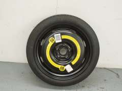 """Audi A3 8P 18"""" Space Saver Spare Wheel and Tyre 1K0601027B (Item #285863)"""