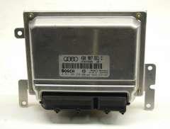 Audi A8 D2 2.8 V6 ACK Engine Controller Unit ECU 4D0907551C (Item #44402)
