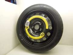 "Audi A3 8P 16"" Space Saver Spare Wheel and Tyre 1K0601027F (Item #263725)"