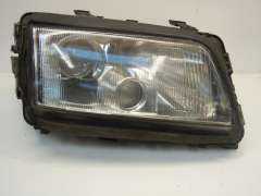 Audi A8 D2 PF OS Right Halogen Triple Headlight 4D0941004M (Item #186432)