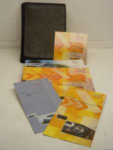 Audi A8 D3 Handbooks and DVD Guide  (Item #158676)