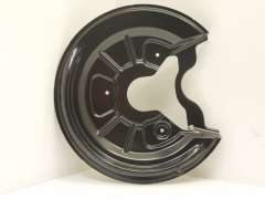 Audi A1 A3 8P NS Left Rear Brake Disk Dust Cover Plate New 1K0615611AB (Item #205598)