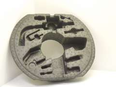"Audi A3 8P Spare Wheel Well Tool Kit Holder For 16"" Wheel 1K0012115F (Item #271906)"