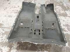Audi A4 B8 Black Full Interior Carpet 8K2863021AA (Item #229679)