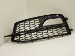 Audi A5 NS Left Front Lower Bumper Fog Light Grill New Genuine 8T0807681P (Item #175830)