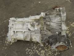 Audi A4 B8 Manual 6 Speed Gearbox Type Code JJF 0B1300027 (Item #133162)