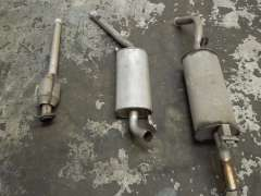 Audi A6 C4 100 2.0 Petrol Exhaust and Cat  (Item #186733)