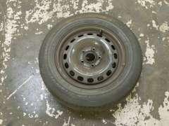 "Audi A6 C4 100 15"" Steel Wheel  4A0601025J (Item #185215)"