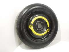 Audi 80 Cabriolet Coupe 100 Space Saver Spare Wheel and Tyre 893601025D (Item #250333)