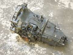 Audi A4 B6 5 Speed Manual Gearbox Transmission Type GBN  (Item #162451)