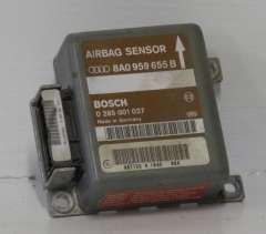 Audi A6 100 C4 A4 B5 80 Cabriolet Airbag Control Module ECU 8A0959655B (Item #21099)