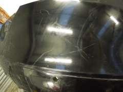 Audi TT 8J Rear Bumper Black With Parking Sensor Holes Damaged  (Item #167407)