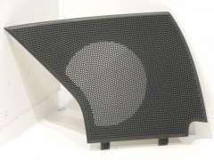 Audi A3 8V NS Left Front Speaker Cover Black New Genuine 8V3035409A (Item #230649)