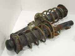 Audi A2 1.6 FSi Pair Front Sport Springs and Shocks  (Item #178712)