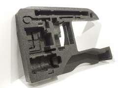 Audi TT 8J Tool Kit Holder Storage 8J0864501J (Item #195320)