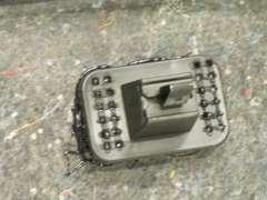 Audi TT 8J OS Right Boot Side Trim Black 8J8863880A (Item #195452)