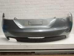 Audi TT 8J Rear Bumper Skin Condor Grey LY7E  (Item #196420)