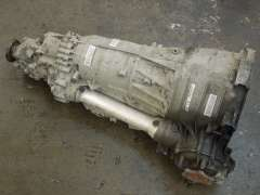 Audi A8 D3 4.0 Tdi Automatic Gearbox Type Code GZA 09E300036F (Item #219558)