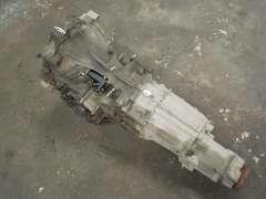 Audi A6 C6 6 Speed Manual Quattro Gearbox Type Code HGV  (Item #222490)