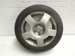 """Audi A4 B6 16"""" 5 Arm Alloy Wheel 8E0601025T (Item #223762)"""