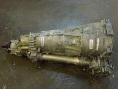 Audi A8 D3 6.0 W12 Quattro 6 Speed Automatic Gearbox Code GUN 09E300036 (Item #228295)