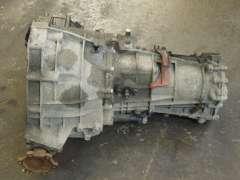 Audi A4 B8 Manual 6 Speed Gearbox Type Code KXP  (Item #234338)