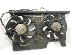 Audi 80 B4 1.9 Diesel Pair Electric Engine Cooling Fans and Panel  (Item #230382)
