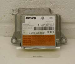 Audi A3 8P Airbag Crash Control Module ECU 8P0959655F (Item #21634)