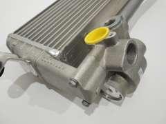 Audi R8 42 Spyder Engine Oil Cooler Radiator New Genuine 427117015 (Item #232531)