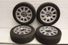 "Audi A4 B5 A6 C5 Sport Alloy Wheels 16"" Set of 4 4A0601025P (Item #235881)"