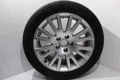 """Audi A4 B7 A6 C6 17"""" Multi Spoke Alloy Wheel 4F0601025AK (Item #236423)"""