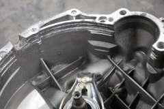 Audi A6 C6 2.0 TDi 6 Speed Manual FWD Gearbox Code GYX DAMAGED  (Item #249350)