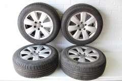 """Audi A4 B6 A6 C6 16"""" Alloy Wheels x4 5X112 4F0601025AJ (Item #252668)"""