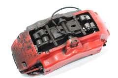 Audi Q7 4L NS Left 6 Pot 18Z Front Brembo Brake Caliper 350x34 Discs 7L6615149 (Item #268098)