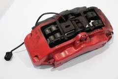 Audi Q7 4L OS Right 6 Pot 18Z Front Brembo Brake Caliper 350x34 Disc 7L6615150 (Item #253601)