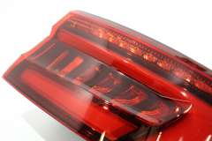 Audi A4 B9 Saloon NS Left Rear Outer Lid LED Tail Light New Genuine  8W5945092G (Item #256665)