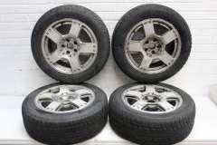 "Audi A6 C5 Allroad Set of 4 17"" Genuine Alloy Wheels 4Z7601025 (Item #268976)"