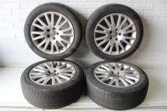 """Audi A4 B7 A6 C6 17"""" Multi Spoke Alloy Wheels Set of 4 4F0601025AK (Item #282273)"""