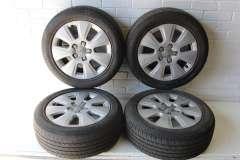 "Audi A3 8P 16"" Alloy Wheels 5X112 Set of 4 8P0601025BJ (Item #283953)"
