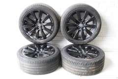 """Audi A1 8X 16"""" Alloy Wheels Black 8X0601025G (Item #285170)"""