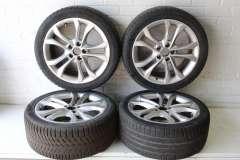 "Audi A4 S4 B8 18"" Multi Spoke Alloy Wheels 5|112 NEED REFURB 8K0601025C (Item #288573)"