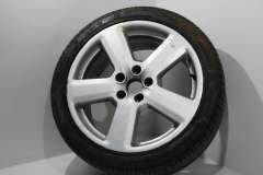 """Audi A4 B6 B7 A6 C6 18"""" Genuine RS6 Style Alloy Wheel  8E0601025AK (Item #289048)"""