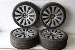 "Audi A8 D3 19"" Genuine Multi Spoke Alloy Wheels Set 4 4E0601025N (Item #291402)"