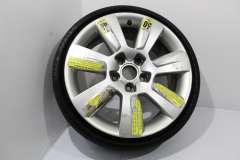 """Audi A6 C6 Allroad 17"""" Space Saver Spare Alloy Wheel 4F0601025AS (Item #293675)"""
