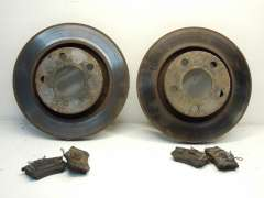 Audi A6 C5 Rear Discs and Pads Used  (Item #30584)