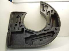 Audi TT 8N Spare Wheel Tool Kit Holder for Quattro 8N0012109S (Item #267256)