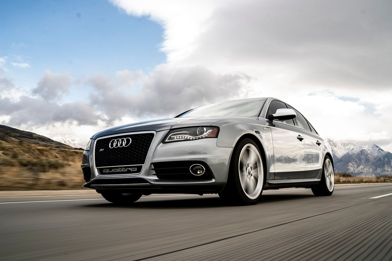 THE NEW & USED AUDI PARTS SUPPLIER